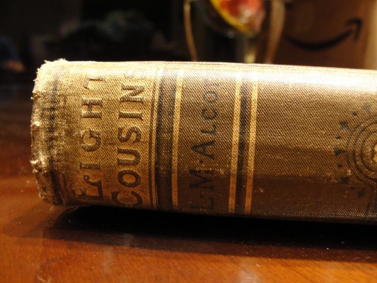 LMA Book Spine